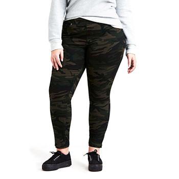 9e26d76b3b85d Plus Size Green Leggings for Women - JCPenney