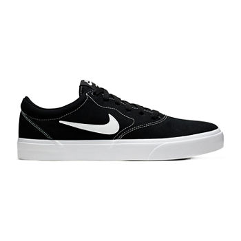 Nike Charge Mens Lace-up Skate Shoes