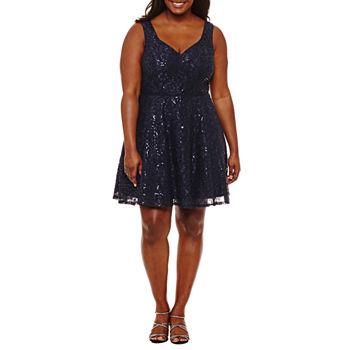 City Triangle Juniors Plus Size Dresses For Juniors Jcpenney