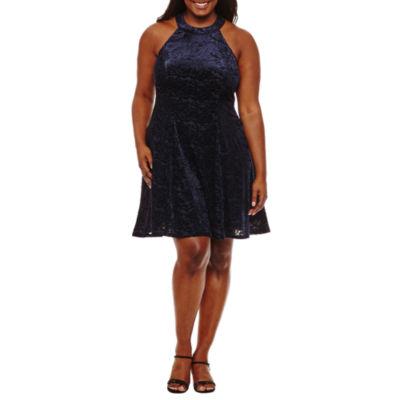 Plus Size Juniors Party Dresses