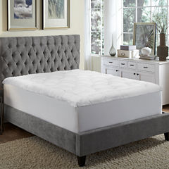 Mgm Grand At Home Overfilled Quilted Fiberbed Topper
