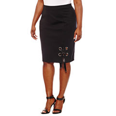 Project Runway Pencil Skirt Plus