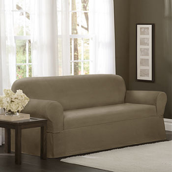 and for casual before allen denim after ethan slipcover slipcovers loveseat update formal the furniture