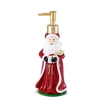 avanti spode christmas tree soap dispenser