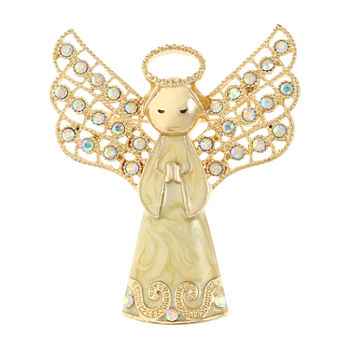 Monet Jewelry Angel Pin