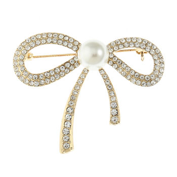 Monet Jewelry Bow Pin