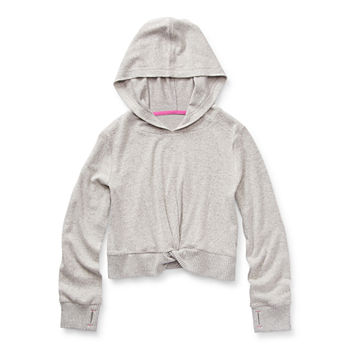 Xersion Hacci Little & Big Girls Hoodie