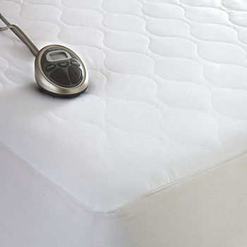 jcpenney heated mattress pad Heated Mattress Pads View All Bedding for Bed & Bath   JCPenney jcpenney heated mattress pad