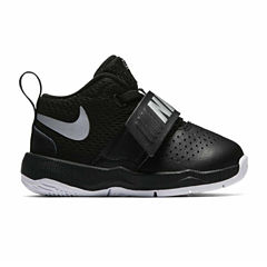 Nike Team Hustle D 8 Boys Basketball Shoes - Toddler