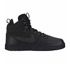 Nike Court Borough Mid Winter Mens Basketball Shoes