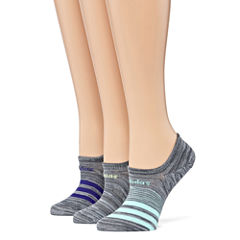 adidas 3 Pair Liner Socks - Womens