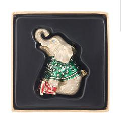 Monet Jewelry Pill Box