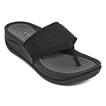 f56ce68cff4c Slide Sandals Closeouts for Clearance - JCPenney