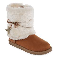 Arizona Karis Girls Winter Boots - Little Kids/Big Kids