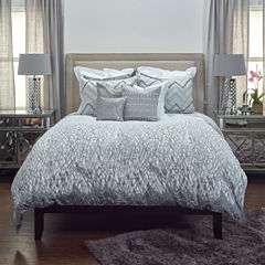 Rizzy Home Swank Duvet Cover Set