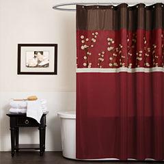 Lush Decor Lush Décor Cocoa Shower Curtain