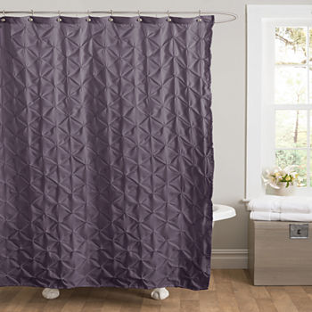 purple and gray shower curtain. Purple  63 99 sale Shower Curtains for Bed Bath JCPenney