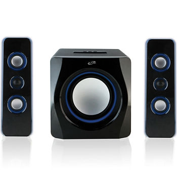iLive™ 2.1 Bluetooth Surround Sound Speaker System
