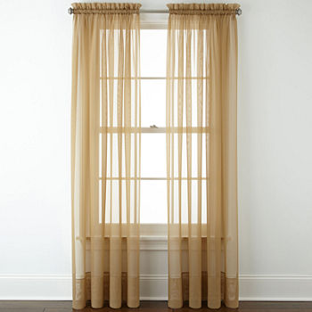 Yellow Curtains & Drapes - JCPenney