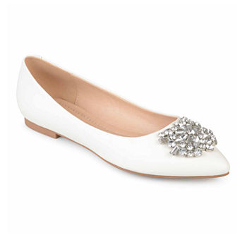 Journee Collection Womens Renzo Ballet Flats
