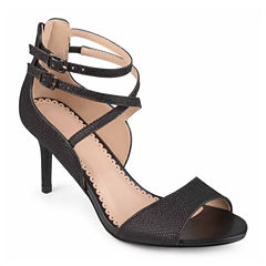 Journee Collection Bryce Womens Heeled Sandals