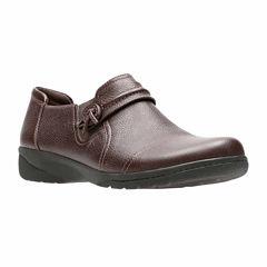 Clarks Cheyn Madi Leather Womens Shoe