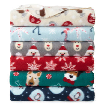 Christmas Bedding, Bedspreads & Bed Sheets