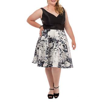 Juniors Plus Size Black Dresses For Women Jcpenney