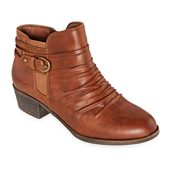 fe847c60e1b4 Yuu Womens Norah Zip Booties