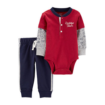 52ea2a605 Clothing Sets Baby Boy Clothes 0-24 Months for Baby - JCPenney