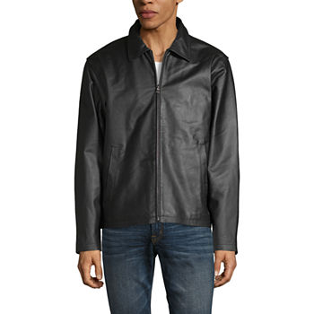 3bdd42732 Mens Leather Jackets, Faux Leather Jackets for Men - JCPenney
