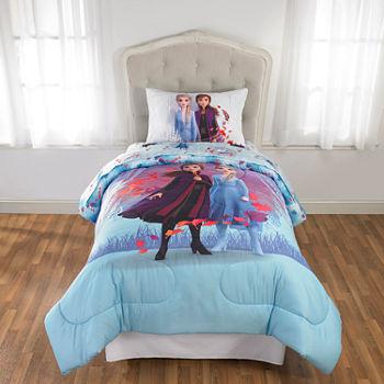 Disney\'s Frozen 2 Midweight Reversible Comforter