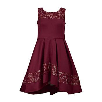 ababf919e8246 Bonnie Jean Sleeveless Party Dress - Big Kid Girls