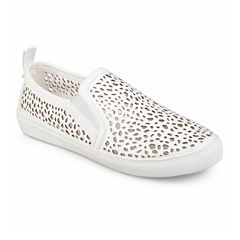 Journee Collection Kenzo Womens Slip-On Shoes