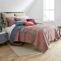 Linden Street Artisan 4-pc. Bohemian Comforter Set & Accessories