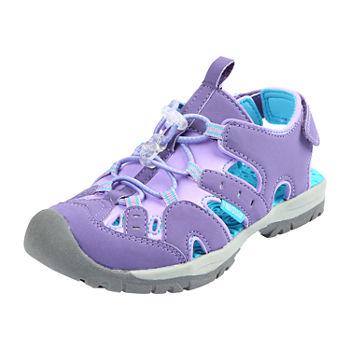 a47d395017 Northside Burke Se Adjustable Strap Flat Sandals Toddler Girls