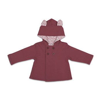 The Peanutshell Baby Girls Lightweight Softshell Jacket