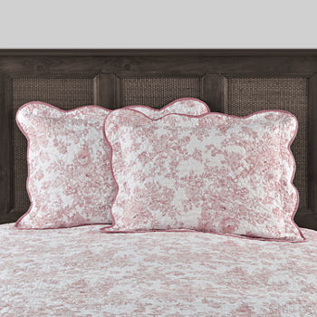 Pink Bedroom Curtains & Decor for Bed & Bath - JCPenney