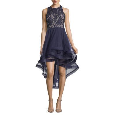 Speechless,Juniors Sleeveless Embellished Dress Set