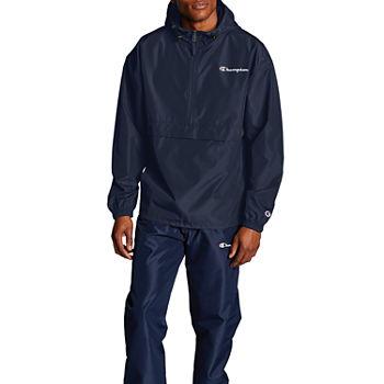 Windbreakers Blue Coats & Jackets for Men JCPenney