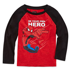 Hero SS T-Shirt-Toddler Boys