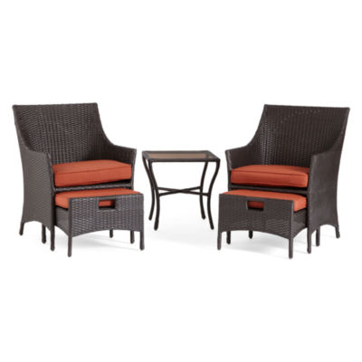 conversation sets patio furniture closeouts for clearance jcpenney rh jcpenney com outdoor wicker furniture closeouts
