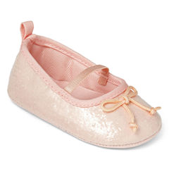 Carter's® Pink Mary Janes - Girls 3m-12m