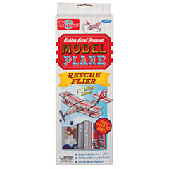 Rescue Flier Model Plane Kit