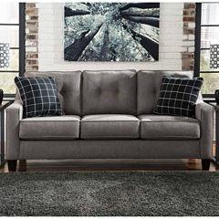 Signature Design by Ashley® Brindon Queen Sleeper Sofa - Benchcraft®
