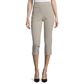 Liz Claiborne Studio Cropped Pants