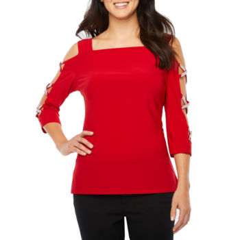 Misses Size Blouses Evening Formal Separates For Women Jcpenney