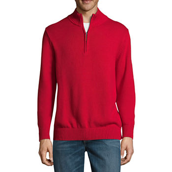 Red Sweaters for Men - JCPenney