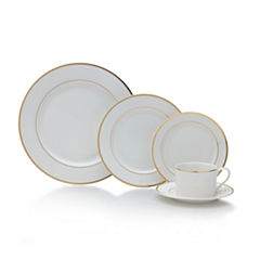 Mikasa Haley Gold 20-pc. Dinnerware Set