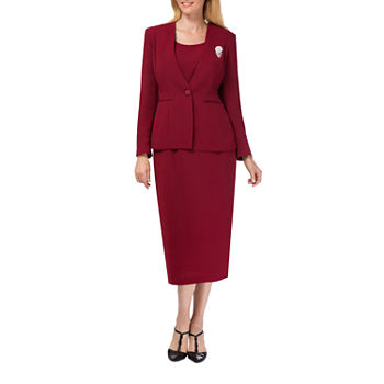 Plus Size Red Suits & Suit Separates for Women - JCPenney